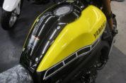 ヤマハ・XSR900・60th 限定モデル、あと一台のみ在庫あります!!2