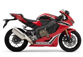 HONDA(ホンダ)からCBR1000RRの2017年モデル発売開始!