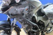 KAWASAKI<カワサキ>ヴェリシスーX 250 TOURER 限定車入荷いたしました♪8