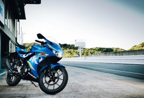SUZUKI<スズキ> GSX-R125 ABS 国内正規モデルが新発売!!