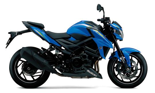 【SUZUKI】GSX-S750 ABS 2020年モデル新発売【ニューカラー】
