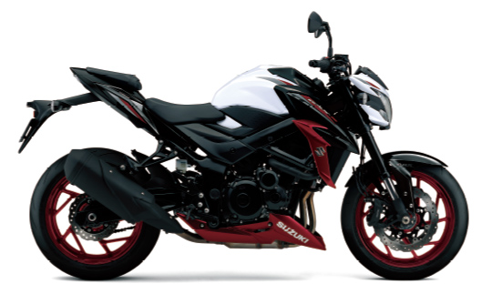 【SUZUKI】GSX-S750 ABS 2020年モデル新発売【ニューカラー】3