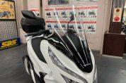 【カスタム新車】好評販売中のホンダPCX125!実用性の高い快適カスタムパッケージ販売中!3
