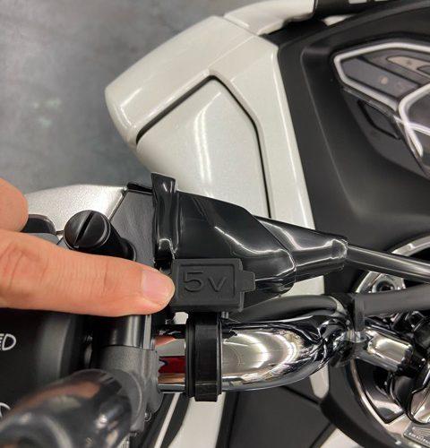 【カスタム新車】好評販売中のホンダPCX125!実用性の高い快適カスタムパッケージ販売中!6