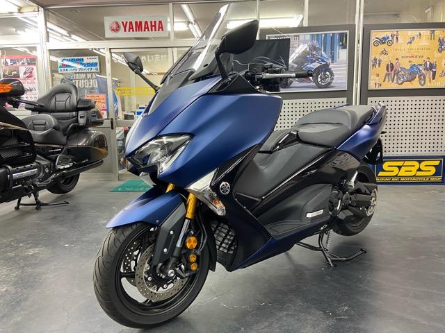 【ヤマハ】TMAX530DX オプション装着中古車をご紹介!6