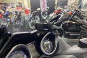 【ヤマハ】TMAX530DX オプション装着中古車をご紹介!7