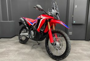 HONDA・CRF250RALLY 2021年モデル入荷致しました!