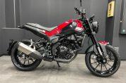 ベネリモーターサイクル【イタリア】レオンチーノ250、販売スタート!2