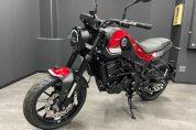 ベネリモーターサイクル【イタリア】レオンチーノ250、販売スタート!5